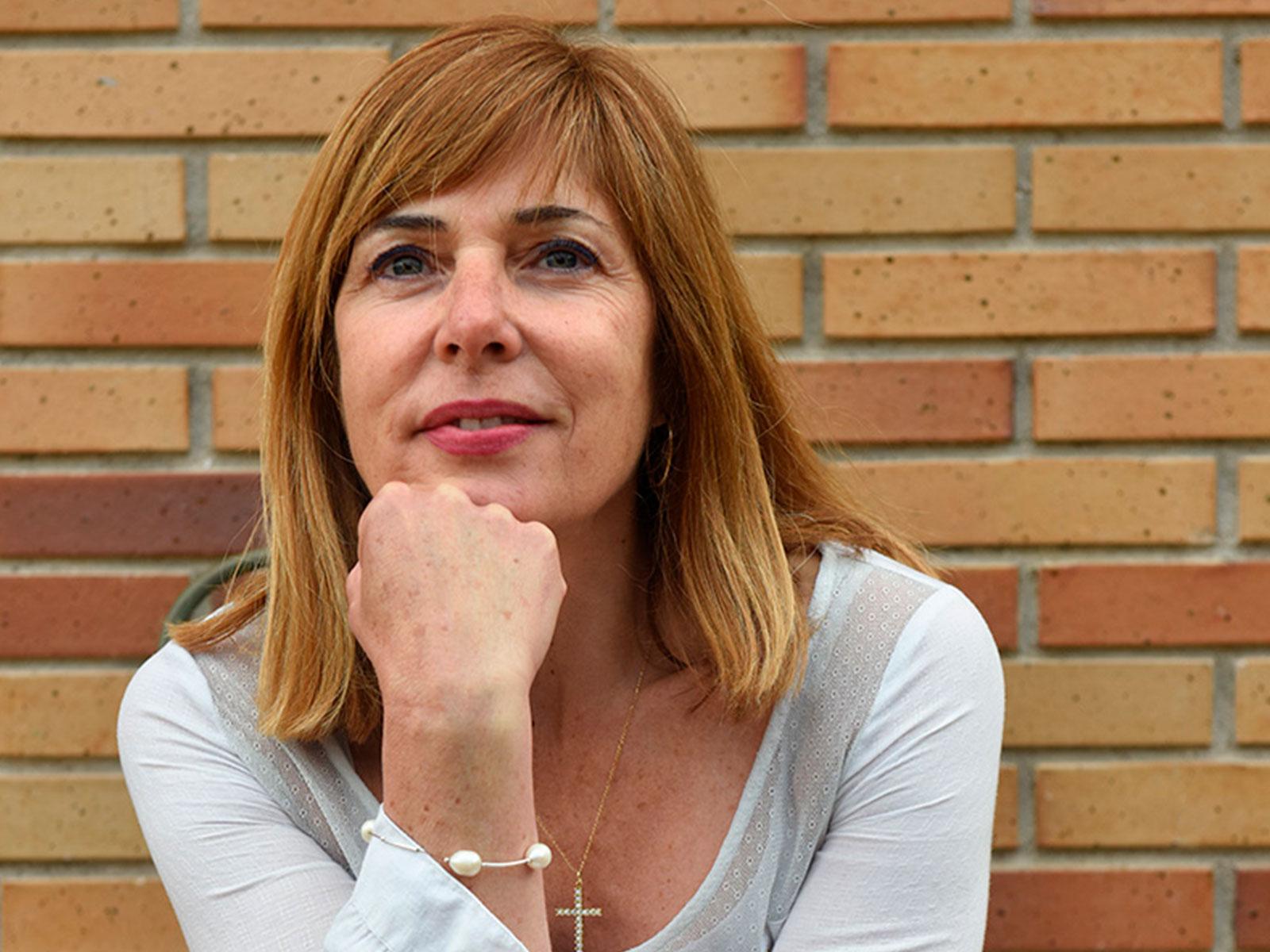 """Ana Isabel Balandín:  """"Somos la representación real del pueblo de Alpedrete"""""""