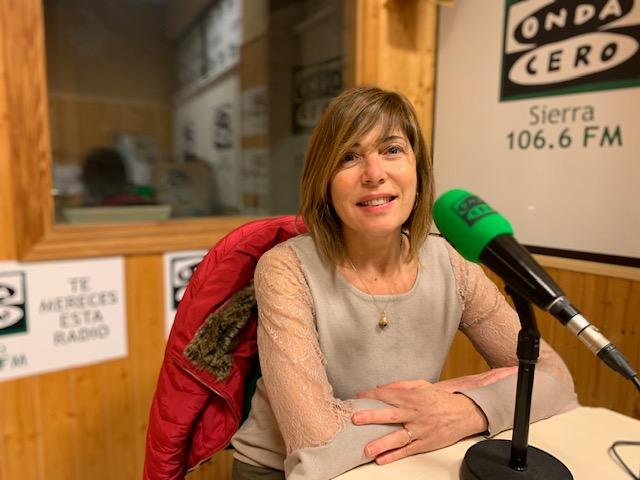 Tertulia con Ana Isabel Balandín